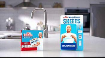 Mr. Clean Magic Eraser TV Spot, 'Consejo de limpieza: cocina y baño' [Spanish] - Thumbnail 9