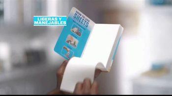 Mr. Clean Magic Eraser TV Spot, 'Consejo de limpieza: cocina y baño' [Spanish] - Thumbnail 6