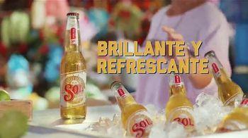 Cerveza Sol TV Spot, 'Somos el brillo' [Spanish] - Thumbnail 4
