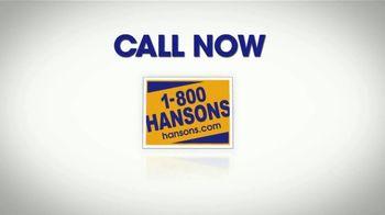1-800-HANSONS TV Spot, 'Lifetime Guarantee: Siding' - Thumbnail 1