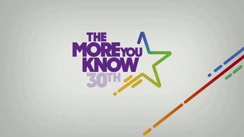 The More You Know TV Spot, 'Natural Sugars' Featuring Morgan Stewart - Thumbnail 7