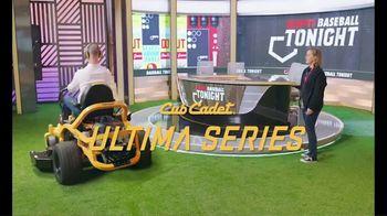 Cub Cadet Ultima Series TV Spot, 'ESPN: Fake Grass' - Thumbnail 10