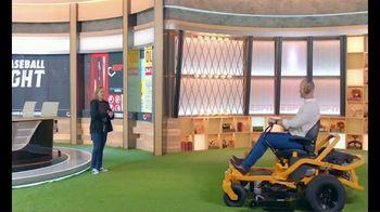 Cub Cadet Ultima Series TV Spot, 'ESPN: Fake Grass' - Thumbnail 4