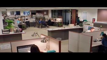 AT&T Thanks App TV Spot, 'The Office Throne' - Thumbnail 1