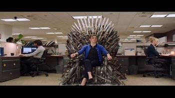 AT&T Thanks App TV Spot, 'The Office Throne' - Thumbnail 3
