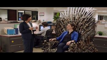 AT&T Thanks App TV Spot, 'The Office Throne' - Thumbnail 5