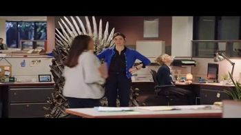 AT&T Thanks App TV Spot, 'The Office Throne' - Thumbnail 6