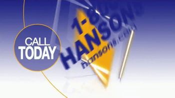 1-800-HANSONS Spring Fix-Up Sale TV Spot, 'Windows, Siding and Roofing' - Thumbnail 7