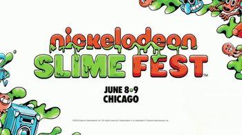 2019 Nickelodeon Slime Fest TV Spot, 'June in Chicago' Song by Pitbull - Thumbnail 9