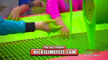 2019 Nickelodeon Slime Fest TV Spot, 'June in Chicago' Song by Pitbull