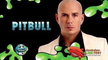 2019 Nickelodeon Slime Fest TV Spot, 'June in Chicago' Song by Pitbull