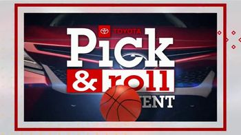 Toyota Pick & Roll Sales Event TV Spot, 'Roll Into Savings: 2019 Camry' [T2] - Thumbnail 3