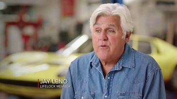 LifeLock TV Spot, 'Infomercial DSP2 V1 Celeb' Featuring Jay Leno