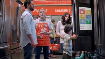 The Home Depot TV Spot, 'More: Samsung Kitchen Suite' - Thumbnail 4