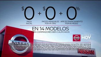 Nissan Ofertas de Presidents Day TV Spot, 'Grandes noticias' [Spanish] [T2] - Thumbnail 7
