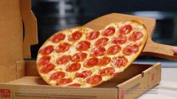 Papa John's Heart Shaped Pizza TV Spot, 'Share Your Heart With Your Valentine' - Thumbnail 8