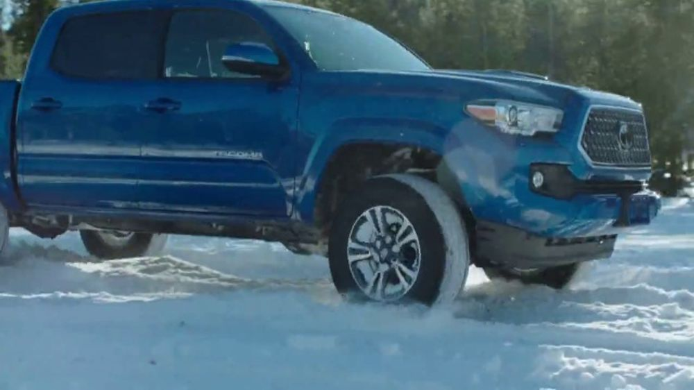 Toyota TV Commercial, 'Old Man Winter' [T2]