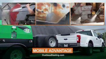 Dustless Blasting TV Spot, 'Own Your Future' - Thumbnail 4