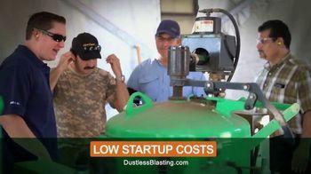 Dustless Blasting TV Spot, 'Own Your Future' - Thumbnail 7