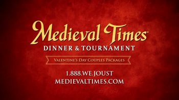 Medieval Times TV Spot, 'Valentine's Day Couples Packages' - Thumbnail 8
