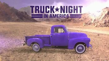 Welch's TV Spot, 'History Channel: Truck Night in America' - Thumbnail 1