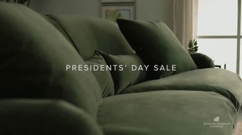 American Signature Furniture Presidents' Day Sale TV Spot, 'Great Moments: 20 Percent Off' - Thumbnail 5