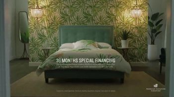 American Signature Furniture Presidents' Day Sale TV Spot, 'Great Moments: 20 Percent Off' - Thumbnail 8