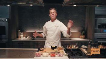 Monogram Appliances TV Spot, 'Bravo: Kentucky Flavor with Chef Brian Malarkey' - Thumbnail 2