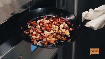 Monogram Appliances TV Spot, 'Bravo: Kentucky Flavor with Chef Brian Malarkey' - Thumbnail 9