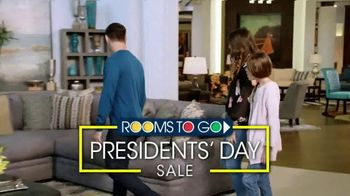 Rooms to Go Presidents Day Sale TV Spot, 'No Interest Until February 2024' - Thumbnail 2