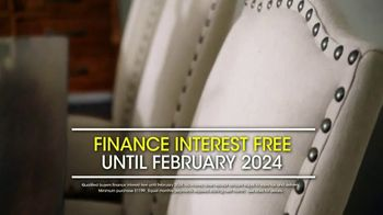 Rooms to Go Presidents Day Sale TV Spot, 'No Interest Until February 2024' - Thumbnail 5