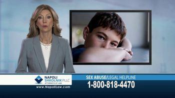 Napoli Shkolnik PLLC TV Spot, 'Childhood Sexual Abuse' - Thumbnail 1