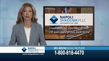 Napoli Shkolnik PLLC TV Spot, 'Childhood Sexual Abuse' - Thumbnail 9