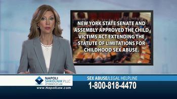 Napoli Shkolnik PLLC TV Spot, 'Childhood Sexual Abuse' - Thumbnail 4
