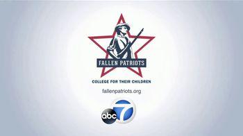 Children of Fallen Patriots Foundation TV Spot, 'Student' - Thumbnail 7