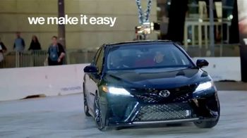 Toyota Toyotally Sales Event TV Spot, 'Thrill Ride: Why Just Drive' [T2] - Thumbnail 9