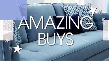 Rooms to Go TV Spot, 'Presidents Day Savings' - Thumbnail 3