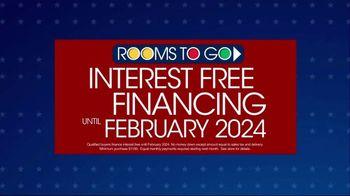 Rooms to Go TV Spot, 'Presidents Day Savings' - Thumbnail 9