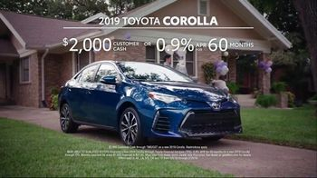 2019 Toyota Corolla TV Spot, 'The List' [T2] - Thumbnail 8