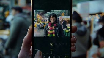 Apple iPhone TV Spot, 'Depth Control: The Backdrop' Song by FKJ