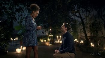 Zales The Valentine's Day Sale TV Spot, 'Ask For Her Hand: 25 Percent Off Everything' - Thumbnail 1