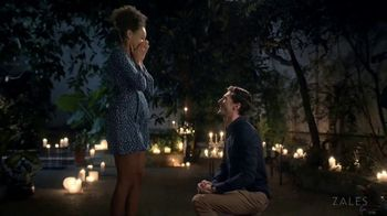 Zales The Valentine's Day Sale TV Spot, 'Ask For Her Hand: 25 Percent Off Everything' - Thumbnail 2
