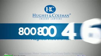 Hughes & Coleman TV Spot, 'Fights for You' - Thumbnail 9
