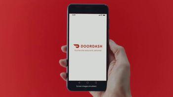 DoorDash TV Spot, 'Delicious at Your Door: No Fee' - Thumbnail 1