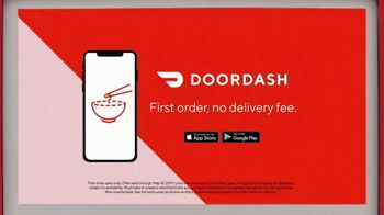 DoorDash TV Spot, 'Delicious at Your Door: No Fee' - Thumbnail 9