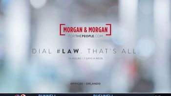 Morgan and Morgan Law Firm TV Spot, 'The Other Insurance' - Thumbnail 10