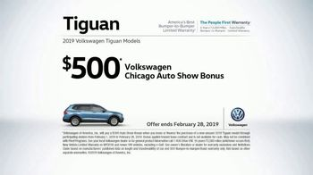 2019 Volkswagen Tiguan TV Spot, 'A Lot to Smile About in Every Volkswagen' Song by NVDES [T2] - Thumbnail 5