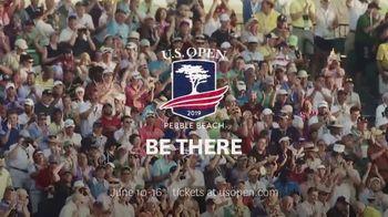 2019 US Open TV Spot, 'Be There: Pebble Beach' - Thumbnail 7