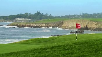 2019 US Open TV Spot, 'Be There: Pebble Beach'