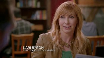 LifeLock TV Spot, 'Infomercial DSP1 V1C Rev2_Standard HB' Featuring Kari Byron - Thumbnail 4